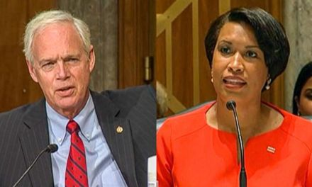 DC mayor takes Ron Johnson to the woodshed for saying it doesn't deserve statehood
