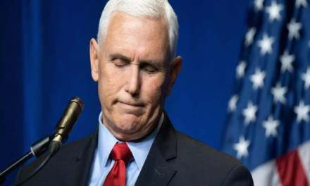 Mike Pence whines about 'cancel culture' and gets reminded he nearly got canceled on Jan. 6