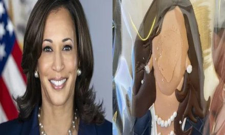 Republicans wind up with egg on their faces after complaining about Kamala Harris cookies