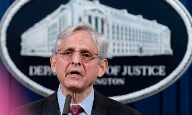 Garland will lay out Justice Department's plan for fighting threats to voting rights today
