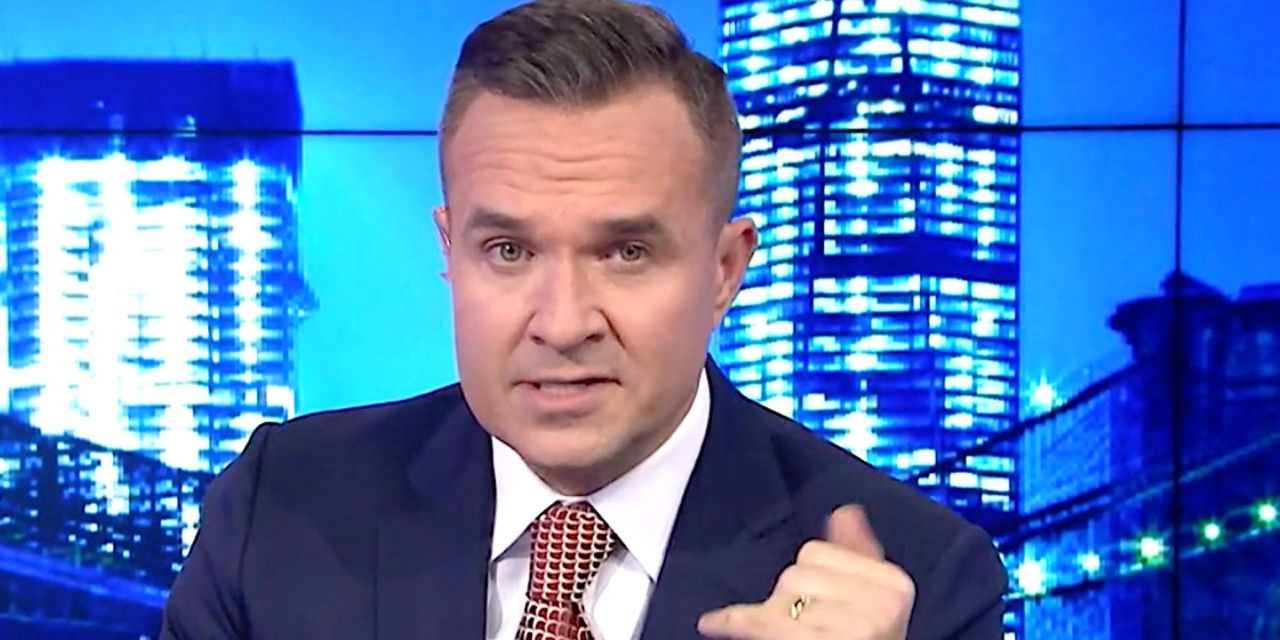 Newsmax host Greg Kelly in hot water for racially charged tweets that could cost him his job