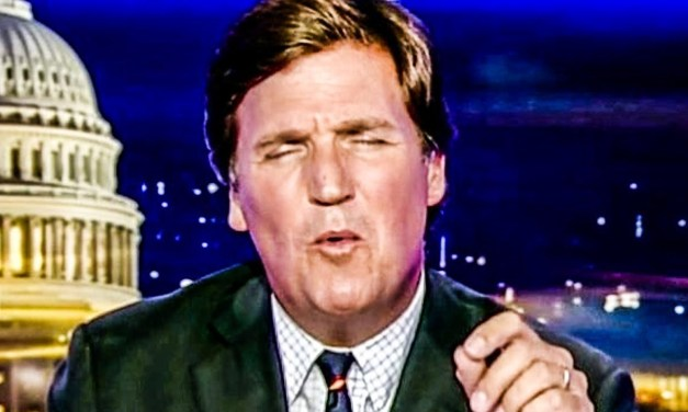 Tucker Carlson wants us to believe there's a War on Thanksgiving…in June?!