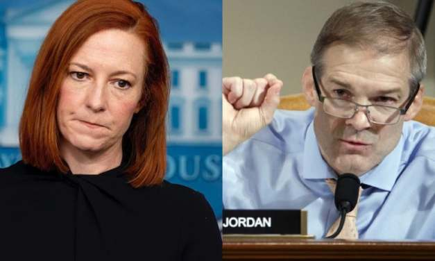 Jen Psaki absolutely owns Jim Jordan when he whines about rising gas prices
