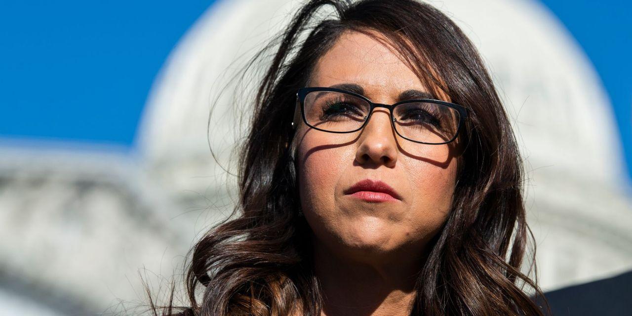 Lauren Boebert threatens a parody website because she can't tell fact from fiction