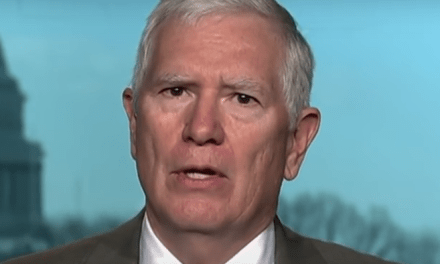 Mo Brooks incites insurrection at CPAC by telling conservatives to 'fight' and 'die' for America