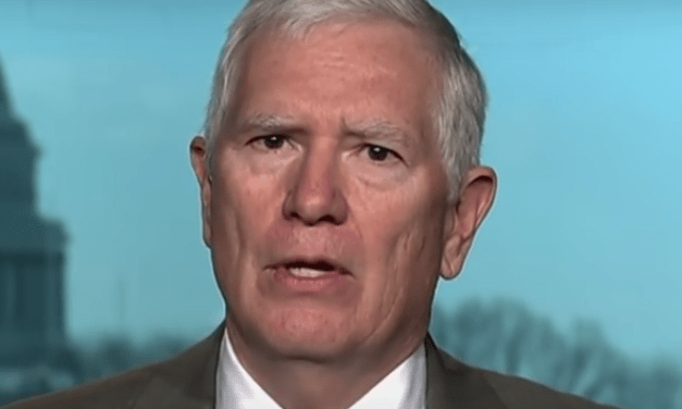 Mo Brooks blames Trump for his speech inciting insurrection in response to lawsuit