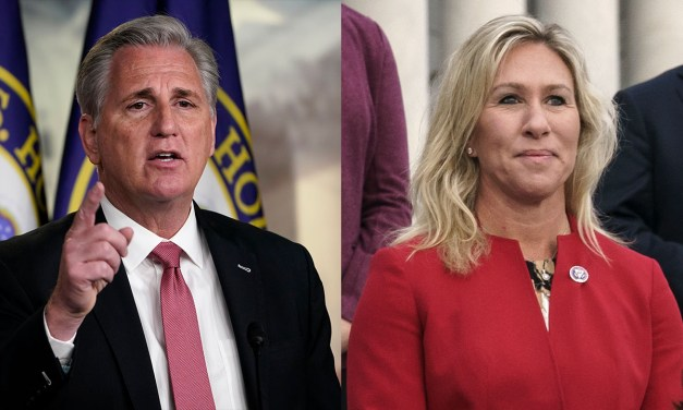 Ethics complaint filed against Kevin McCarthy and Marjorie Taylor Greene for threatening telecom companies