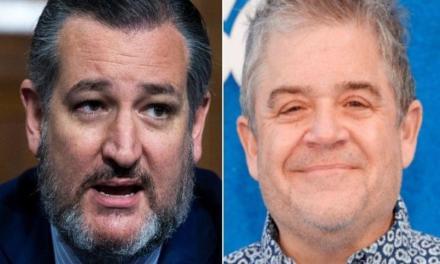 Ted Cruz Tried To Troll Comedian Patton Oswalt — That Was A Big Mistake