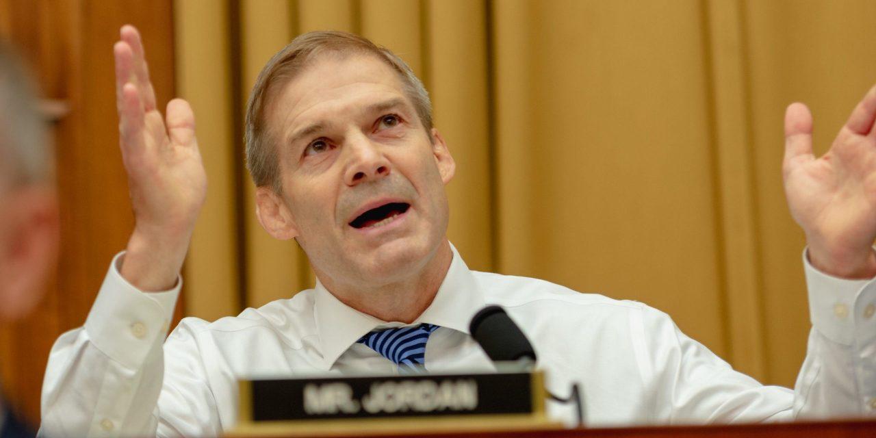 Ex-GOP strategist predicts: If Republicans win in 2022, they'll make Jim Jordan House Speaker