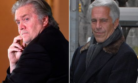Bannon feared Jeffrey Epstein would release dirt he had on Trump during 2016 election