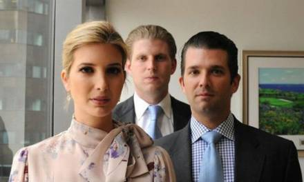 White House aide feared Trump kids would 'look like the Beverly Hillbillies' when visiting Queen Elizabeth