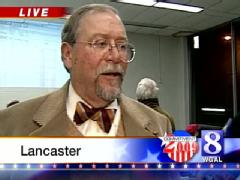 Mayor Rick Gray declared victory around 10 p.m. He would win by 313 votes.
