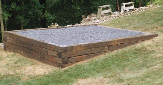 Site Preparation Lancaster PA Shed Builders