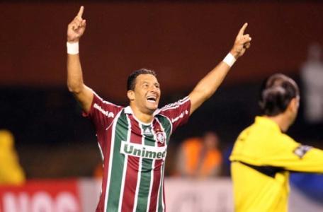 Washington (The Braveheart) by Fluminense