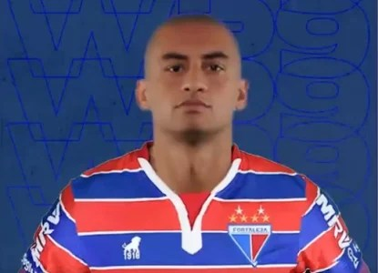 Welligton Paulista announced by Fortaleza