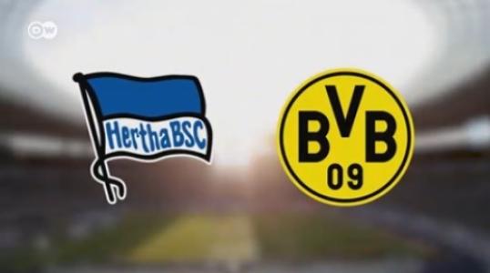 Hertha x Dortmund