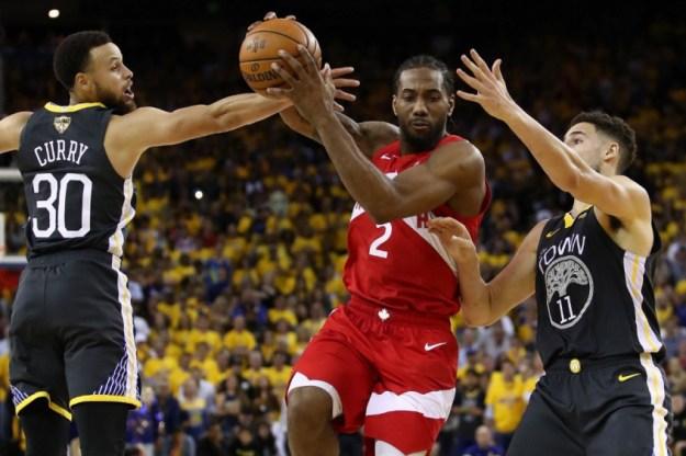Kawhi Leonard - Raptors - NBA
