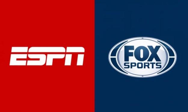 ESPN e Fox Sports