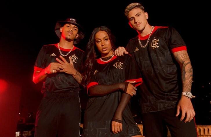 Nova camisa 3 do Flamengo é lançada! Veja galeria de fotos com o novo uniforme – Galerias