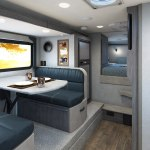 Lance 975 Truck Camper A Fully Featured Mid Ship Dry Bath Model With Full Wall Super Slide All Under 4k Pounds