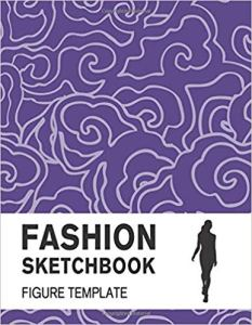200+ Fashion Figure Template Sketchbook