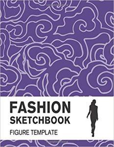200+ Fashion Figure Template Sketchbook