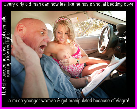 Dirty Old Man Driving Instructor