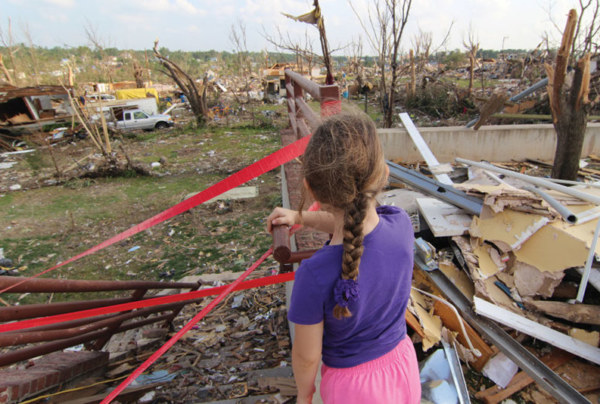 The Joplin Missouri Tornado Tragedy: A Cleansing Of Sin?