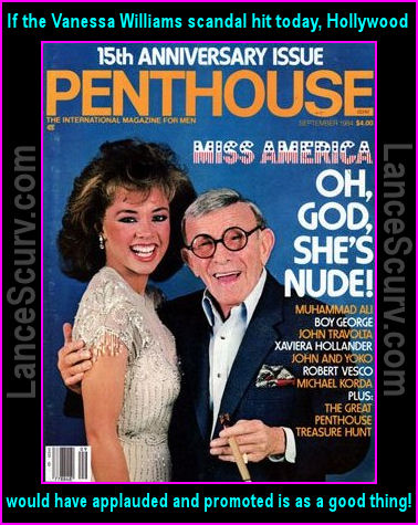 Vanessa Williams Penthouse Magazine Cover