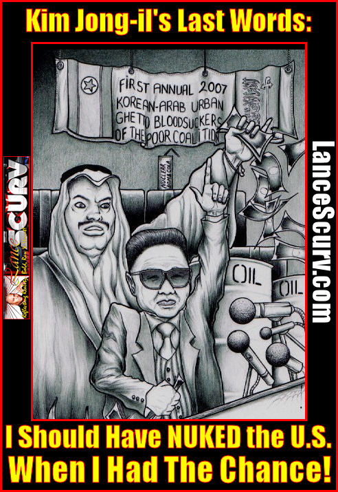 Kim Jong-il's Dying Words