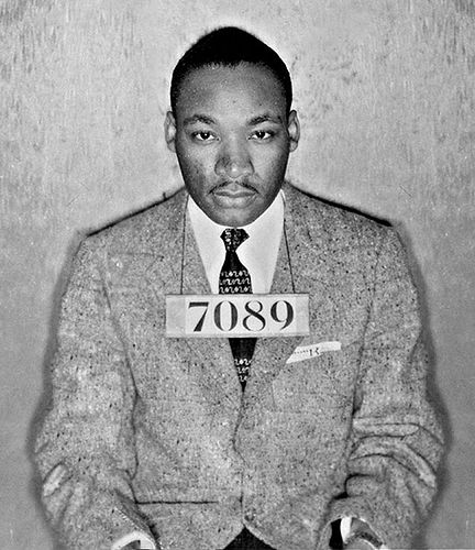MLK Incarcerated
