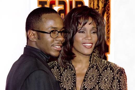 Bobby Brown & Whitney Houston 1994
