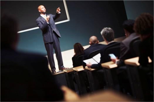 Black Man In Corporate America