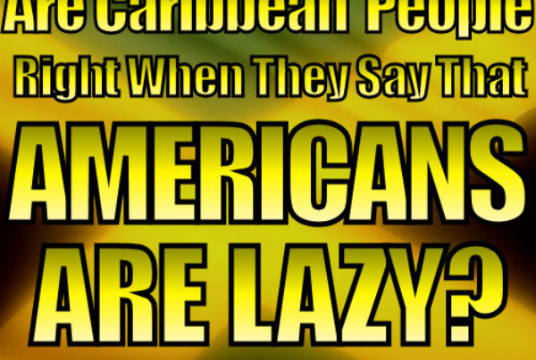 LanceScurv TV – Black Americans? They're LAZY NUH BLOODCLOT!!!!!!!