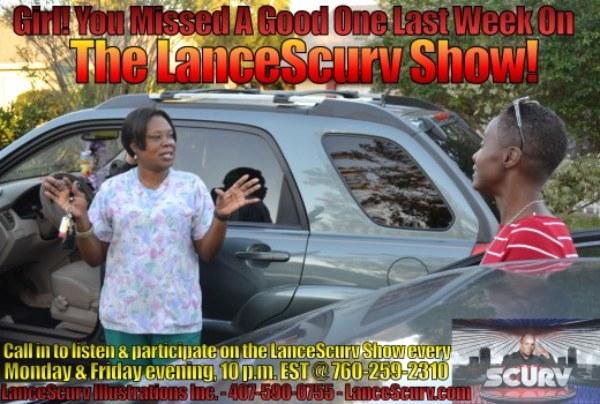 The LanceScurv Monday Night Open Discussion Forum # 18