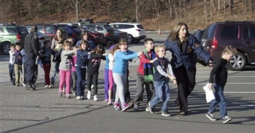 Newtown Elementary School Shooting in Connecticut