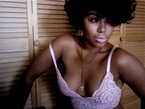 Pretty Black Woman
