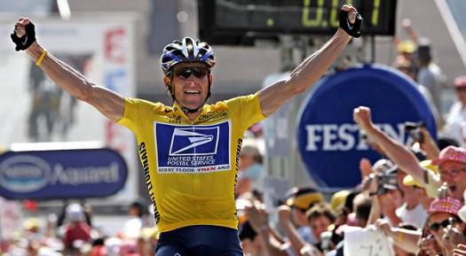 Lance Armstrong Tour De France