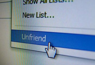 In 2013 You Must Unfriend All Drama In The Facebook Page That Is Your Life!
