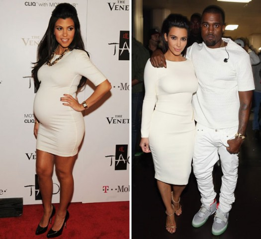 Kim Kardasian Pregnant by Kanye West