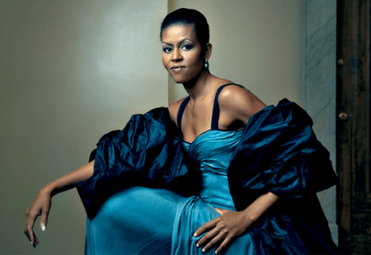 Michelle Obama Is A Very Good Mother