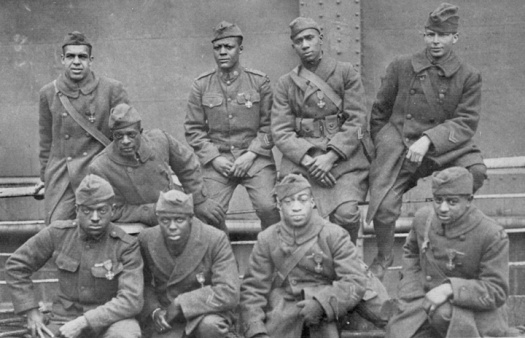 Black Soldiers In World War Two