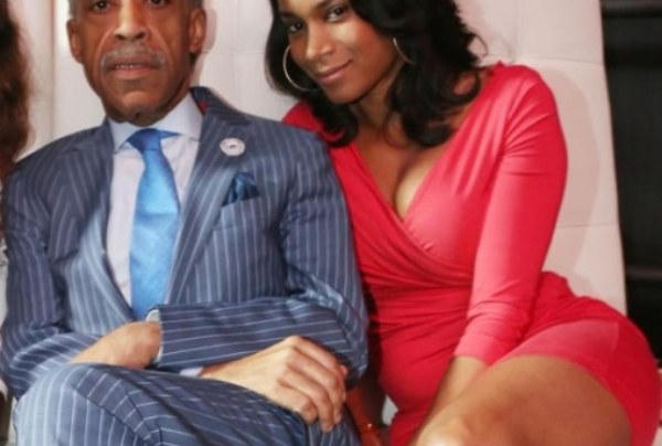 Al Sharpton: The  Very Public Midlife Crisis Of A Viagravated Media Whore Moonlighting As A Civil Rights Leader!