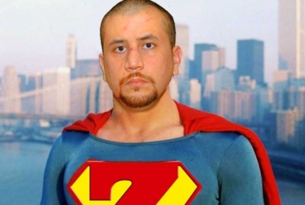 Amerikkkas Latest Super Hero: George Zimmerman!