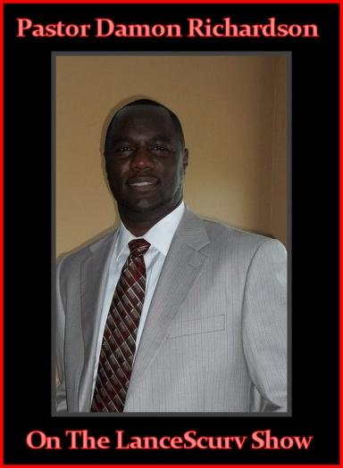 Pastor Damon Richardson