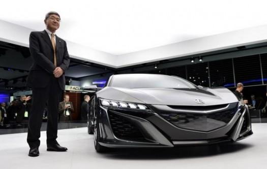 2013 Detroit Car Show