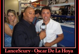 I Believe Oscar De La Hoya Wouldn't Have Survived Past The Mayweather – Alvarez Fight If He Didn't Check In To Rehab! – LanceScurv Speaks!