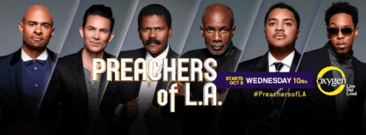 Preachers Of L.A. Advertisement