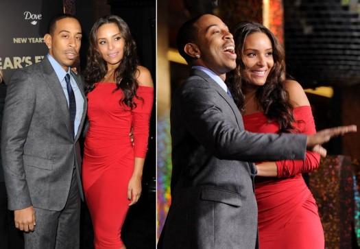 Ludacris & Girlfriend