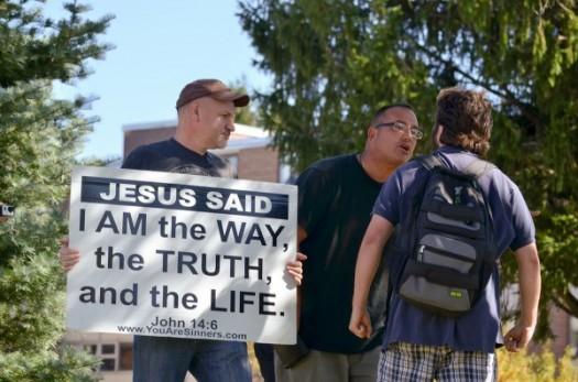 Soapbox Preachers